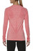 asics Seamless Hardloopshirt lange mouwen Dames roze